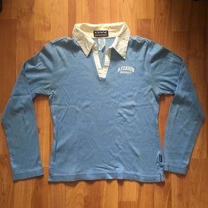 Ryerson University Collared Long Sleeve Shirt